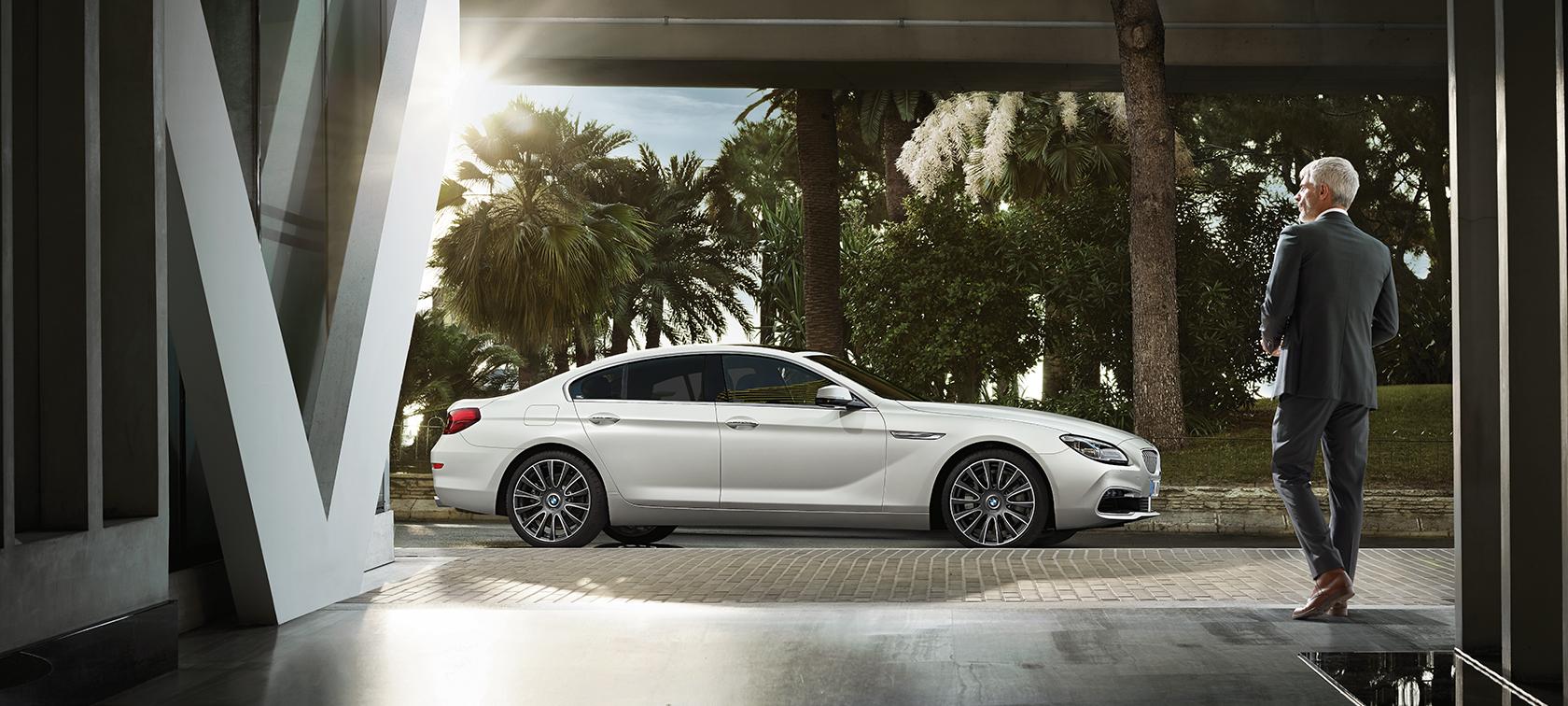 מתוחכם BMW 6 series Gran Coupe | מחירון ST-68